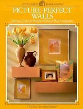 Picture Perfect Walls: Techniques & Ideas for Framing, Matting & Wall ..