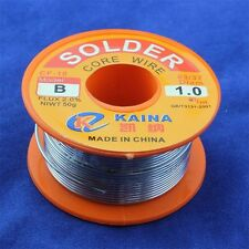 1mm Rosin Core Solder 63/37 Tin Lead Line Flux Welding Iron Wire Reel PH