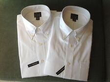 Two NWT Men's Jos A. Banks dress shirt 16 1/2 and 34/35