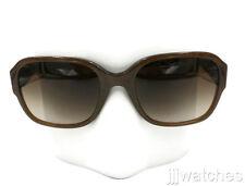 New Giorgio Armani Women Brown Gradient Sunglasses AR8022H 515513 54 $310