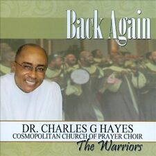 Dr. Charles Hayes - Back Again  - New Factory Sealed CD
