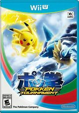 Nintendo Pokkén Tournament - Action/adventure Game - Wii U (wuppapke)