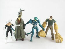 Marvel Legends spider-man Villian lot Sandman black cat doc ock Scorpion