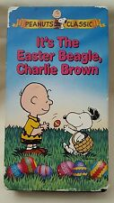It's the Easter Beagle, Charlie Brown VHS Tape