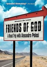 Friends of God: A Road Trip with Alexandra Pelosi 2008 by HBO HOME VID ExLibrary
