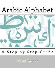 Arabic Alphabet by Adam Yacoub (2013, Paperback, Large Type)