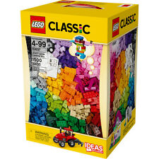 Lego Large Creative Classic Set 10697 - 1500 pieces - Brand New