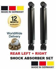 FOR VOLKSWAGEN VW LT VAN 1996-2006 REAR LEFT + RIGHT SHOCK SHOCKER ABSORBER SET