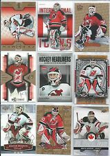 Martin Brodeur  All Different 25-Lot  w/ Inserts & High End Base Cards  Lot 3