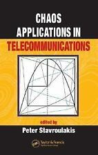 Chaos Applications in Telecommunications by Peter Stavroulakis