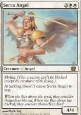 *MRM* FR Ange de Serra (Serra Angel) MTG 8 th edition