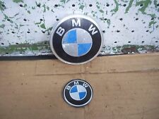 1984 BMW 318I EMBLEMS 1985 1986 1987 1988 1989 1990 1991 OEM 2 DOOR 03/84