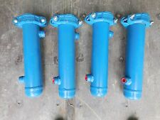 """3"""" Heat Exchanger 20' 1/4"""" Tubing Steam Quality Sample Cooler"""