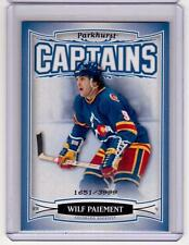 WILF PAIEMENT 06/07 Parkhurst CAPTAINS Insert Card #188 Colorado Rockies /3999