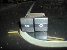VW Golf mk3 91-99, AC and Circulator Switch Switches