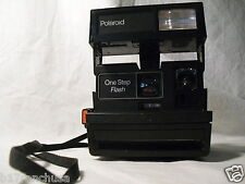 Polaroid OneStep Instant Film Camera Flash Strap One Step Vintage