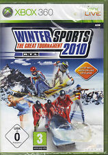 RTL Winter Sports 2010 - The Great Tournament  (Xbox 360)