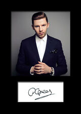 PROFESSOR GREEN Signed Photo Print A5 Mounted Photo Print - FREE DELIVERY