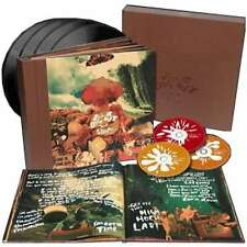 Oasis Dig Out Your Soul Deluxe LTD Edition Box Set - 4 LP + 2 CD + DVD + BOOK