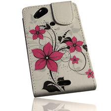 Design 5 Flip Tasche Cover Case Handy Hülle für Sony Ericsson Xperia Arc - Arc S