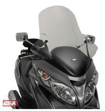 Neue GIVI Scheibe 266DT klar für Suzuki AN 400 Burgman 07-16 Windschild