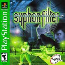 Syphon Filter PS New Playstation