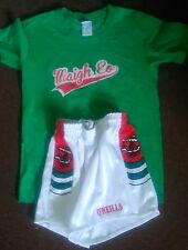 County Mayo (Ireland) GAA Gaelic Football T-Shirt & Shorts (Youths 9-10 Years)