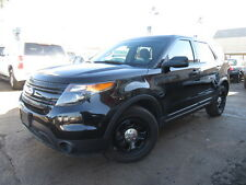 Ford: Explorer Police AWD