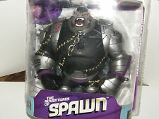 Adventure of Spawn    Cy-Gor { villian}       action figure 2006