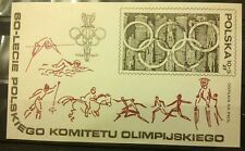 POLAND-STAMPS MNH Fibl61 SCB136 Mibl74 - Polish Olympic Committee-1979,clean