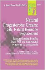Natural Progesterone Cream by C. Norman Shealy (1999, Paperback)