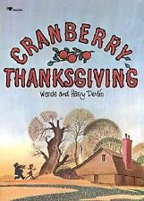 Cranberry Thanksgiving, Harry Devlin, Acceptable Book