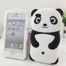 Hot 3D Glorious Panda Silicone Back Soft Case Good Cover Skin For iPhone 6 4.7""