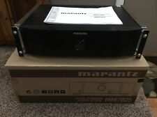 Marantz MM7025 2 Channel Power Amplifier