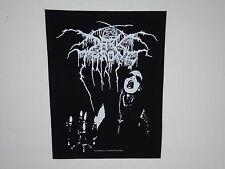 DARKTHRONE TRANSILVANIAN HUNGER BACK PATCH