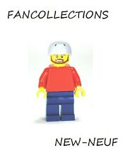 LEGO Minifigure-Plain Red Torso with Red Arms, pln175  NEUF