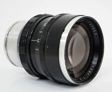 CARL ZEISS SONNAR 85/2 PER ARRIFLEX 35 mm BLACK PAINT
