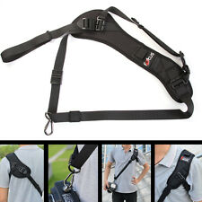 F-1 Focus Sling Quick Rapid Strap Adjustable Padded Shoulder Sling f DSLR Camera
