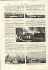 1894 The Bridges Of London Continued George Clinch