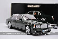 MINICHAMPS 1:18 Bentley Arnage R green