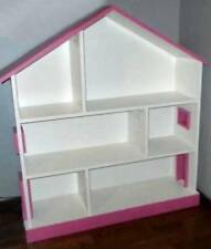 Build a Dollhouse Bookcase - DIY Plan