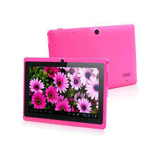 """7"""" Dual Core Q88 Allwinner A23 Android 4.4 1.5GHz WiFi 8GB 3G Tablet PC"""