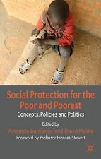 Social Protection for the Poor and Poorest: Concepts, Policies and Politics (Pa