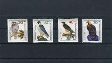 Berlin Mi.-Nr. 442-445 postfrisch Greifvögel - b2721