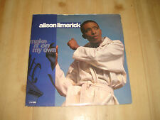 "ALISON LIMERICK-MAKE IT ON MY OWN (ARISTA 7"")"