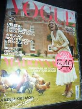 MADONNA Vogue BRASIL Magazine Brazil BRAZILIAN RARE MINT Guy Ritchie TIM WALKER