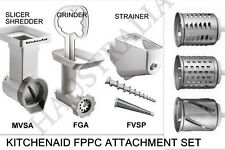 Kitchenaid FPPC Attachment Set  NEW !!!