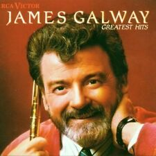James Galway Greatest Hits  RCA VICTOR  CD 1988