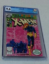 Uncanny X-Men #138 / CGC 9.6 / 1980 / Comic Book
