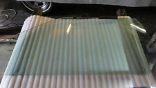 1971 - 1973 FORD MUSTANG LH DOOR GLASS TINTED CONVERTIBLE COUPE    MANUAL